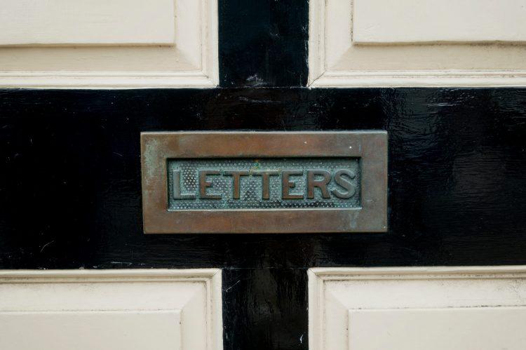 mailbox slot