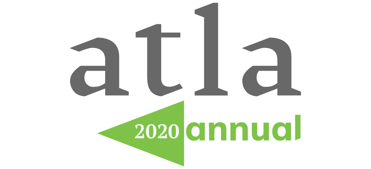 Scholarship Available for Atla Annual 2020
